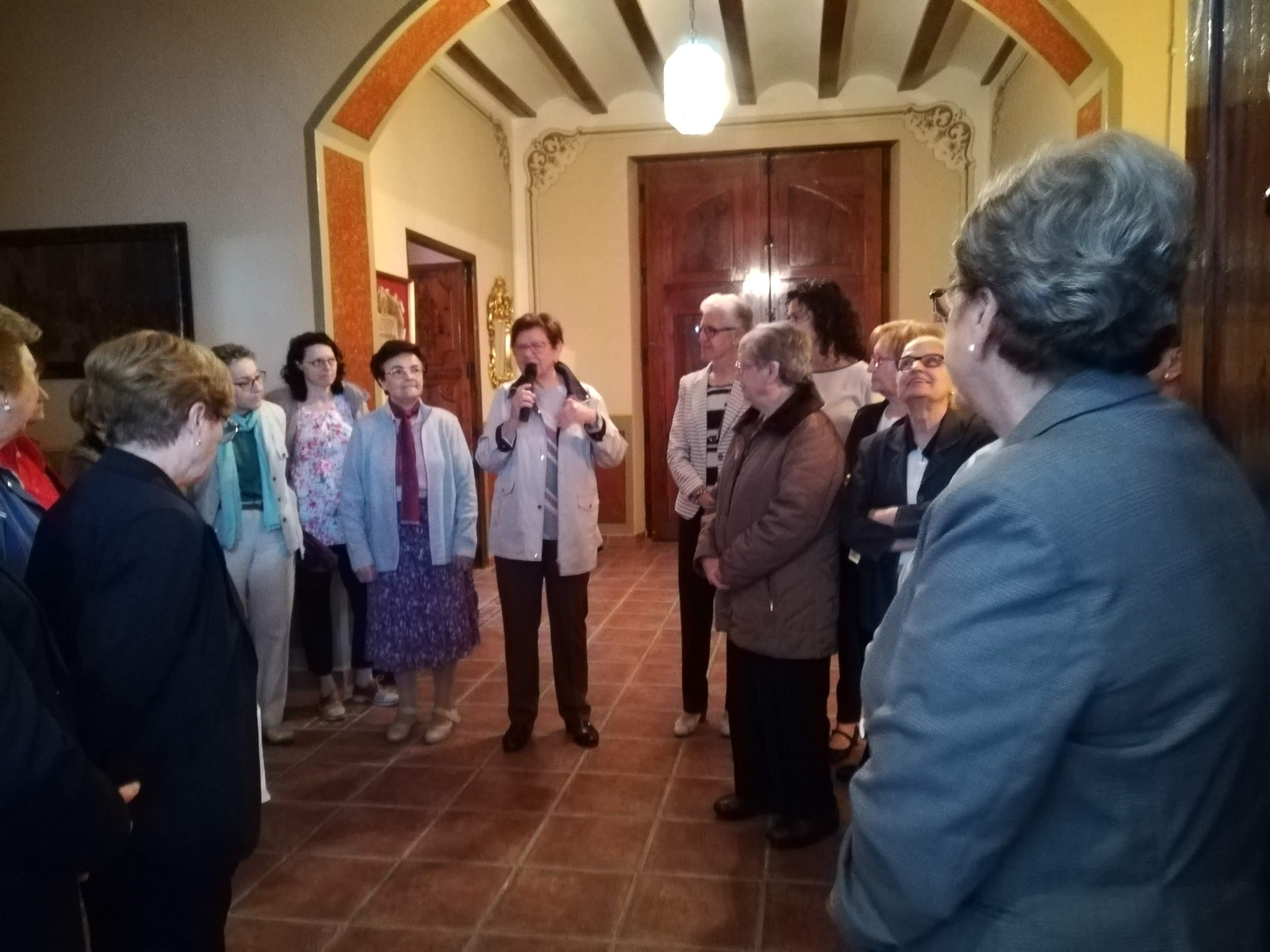 Ejercicios Espirituales para ADULTOS EN «LOS PINITOS» – Castalla (Alicante)